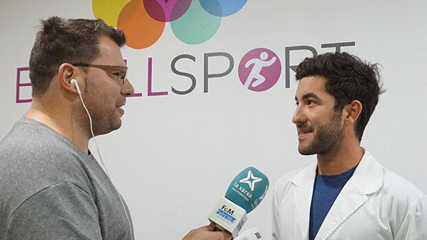 Gabriel Campistol amb Carles Baldellou - tot és un joc- Ràdio Fem Girona