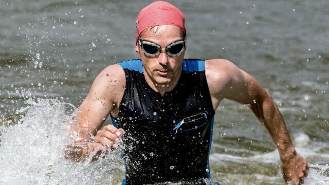 Entrenament óptim triatló - natació -Bofillsport